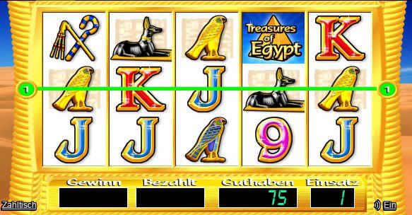 Slots 1 Gewinnlinie