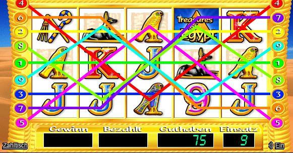 Slots 9 Gewinnlinien